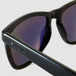 cisland polarized sunglasses detail laser logo canary islands